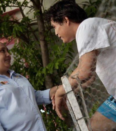 """""""USTEDES ME CONOCEN Y YA SABEN CUÁL ES MI FORMA DE TRABAJAR"""": Cristina Torres volverá a gobernar Solidaridad con propuestas reales basadas en las necesidades de la gente y """"no en inventos"""""""