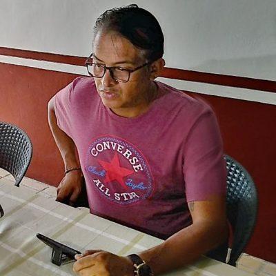 Claudia Carrillo Gasca y Sergio Avilés Demeneghi, consejeros del Ieqroo, son señalados de corrupción por el PES
