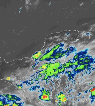El calor y las lluvias por las tardes persistirán hasta el miércoles