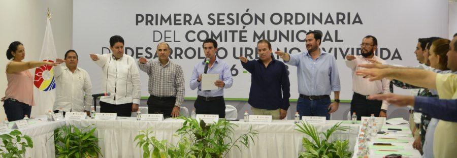 El Programa Municipal de Desarrollo Urbano seguirá actualizándose