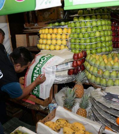 La mitad de comercios en Cozumel no calibró sus básculas