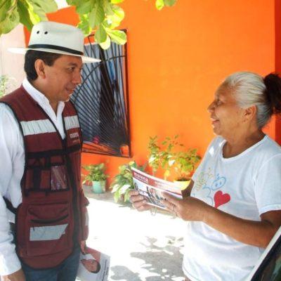 Jesús Pool condena violencia contra aspirantes a cargos de elección popular
