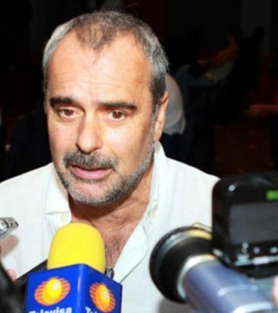 """""""Un año sin posibilidades de ascenso es injusto"""", se queja Miguel Couchonnal, representante del Atlante en el Draft"""