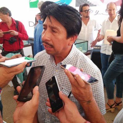 """""""VAMOS A TOCAR TODAS LAS PUERTAS PARA RESOLVER LOS PROBLEMAS DE TULUM"""": Víctor Mas propone mayor trabajo en equipo"""