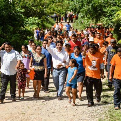 Víctor Mas integrará la Zona Maya al desarrollo de Tulum