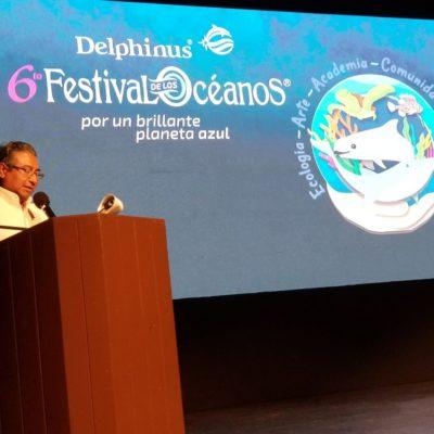 Festival de los Océanos fortalece la educación para tener mayor protección de los mares