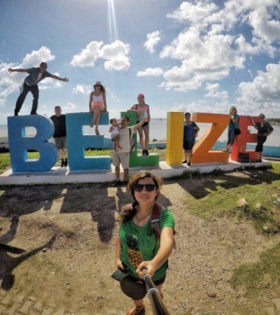 Más mexicanos y más quintanarroenses disfrutan Belice