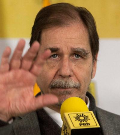 Agustín Basave buscará reunirse con el Gobernador Carlos Joaquín González para saber qué paso realmente en el caso de  inelegibilidad de José Luis Toledo Medina