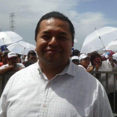Arremete Emiliano Ramos contra dirigencia del PRD y anticipó que obtendrán los peores resultados de su historia en QR