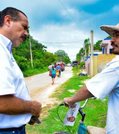 Julián Ricalde reconoce que Cancún necesita de más apoyo federal para combatir el delito