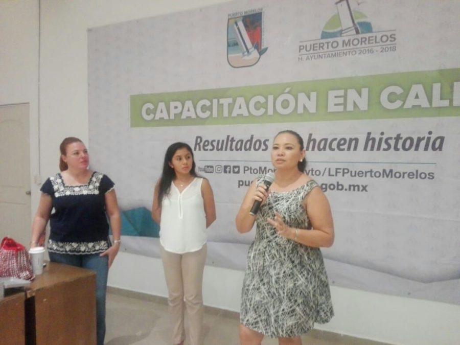La cultura del reciclaje se fortalece en Puerto Morelos