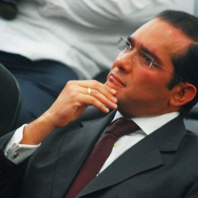 Luis Ángel Bravo Contreras, ex fiscal de Duarte, es vinculado a proceso por entorpecer investigación
