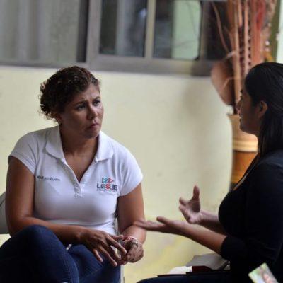 Leslie Hendricks impulsará la creación de un instituto de atención a personas con discapacidad