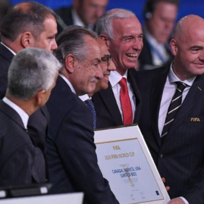 EL MUNDIAL 2026, A MÉXICO, EU Y CANADÁ: El territorio norteamericano se convertirá en la primera sede de la máxima justa de fútbol tripartita y nuestro país será el primero que albergará tres Mundiales