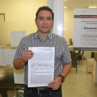 Denuncian ante FGE al gobierno de Perla Tun por abuso de autoridad en caso de la Fundación de Parques y Museos de Cozumel