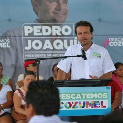 Eliminará Pedro Joaquín los impuestos locales a nuevas empresas, dice