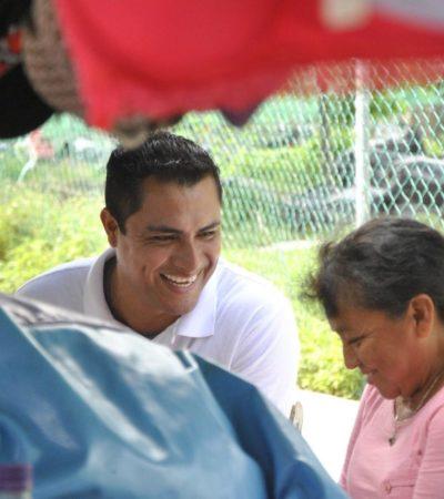 Ante posible caída del 'Simi Chanito', se apunta Salvador Diego para ser candidato del 'Frente' en Benito Juárez