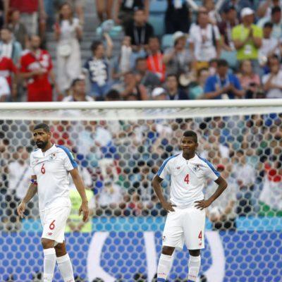 RUSIA 2018 | CAEN LOS MÁS DÉBILES: Panamá se come 3 goles de Bélgica, Corea 1 de Suecia y Túnez tropieza contra Inglaterra 1-2