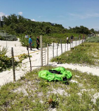 TRAGEDIA DE TURISTA AL SALTAR DESDE AVIÓN: Reportan muerte de una persona durante práctica de paracaidismo en Playa del Carmen