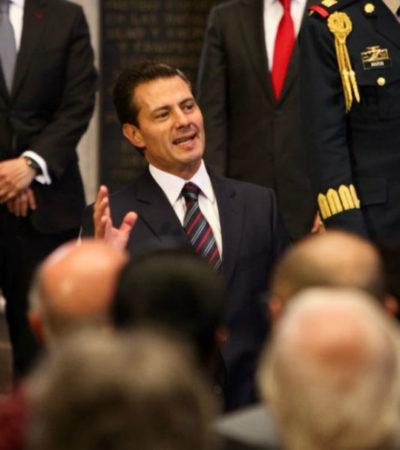 Guardará Peña Nieto 'vigilia electoral' a partir de mañana