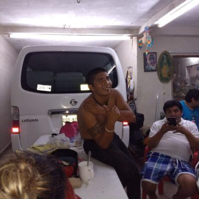 Encuentran a 'Pepo' 4 días después de perderse en la selva
