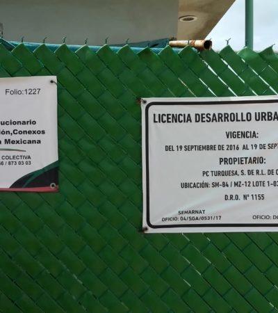 DENUNCIAN ECOCIDIO EN PUERTA DEL MAR: Acusan vecinos a desarrolladores de afectar laguna y provocar inundaciones en colonias aledañas