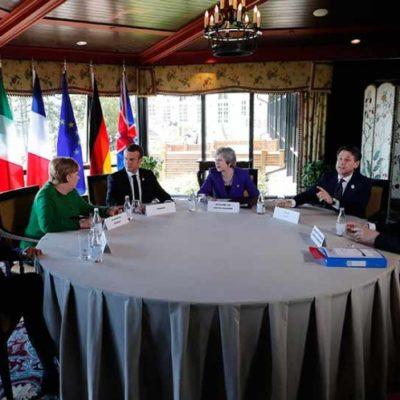 Inflexible Trump hasta con los países ricos, ahora amenaza con abandonar el G7
