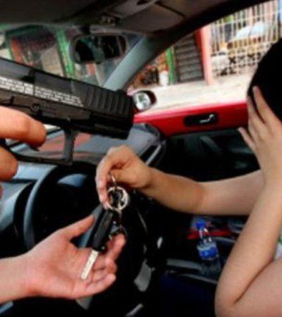 ROBAN HASTA 18 AUTOS DIARIOS EN TABASCO: Violencia en atracos continúa a la alza, según aseguradoras