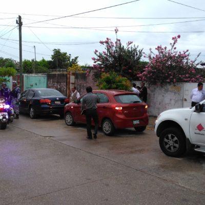 A punta de pistola, roban más de 11 mil boletas electorales en Tabasco; eran transportadas sin seguridad
