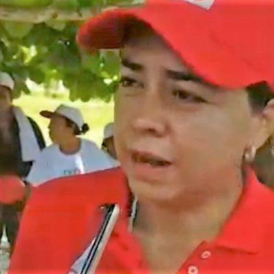 Rossana Romero, candidata del PRI en José María Morelos, sufrió amenazas telefónicas