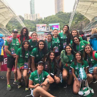 Puerto Morelos será sede para entrenamientos de la Selección Mexicana Femenil de Rugby