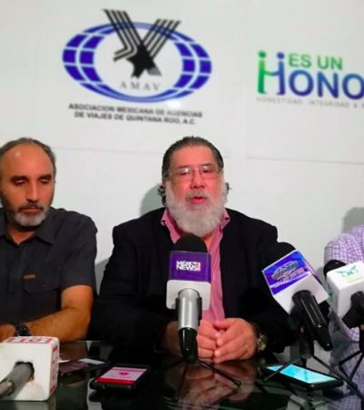 Retirarán 60 espectaculares en Cancún