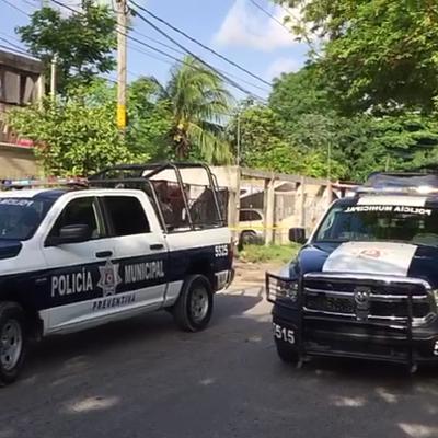 MATAN A UN HOMBRE EN LA VÍSPERA DE LA ELECCIÓN: Ejecutan a balazos a presunto 'tirador' en la Región 99 de Cancún