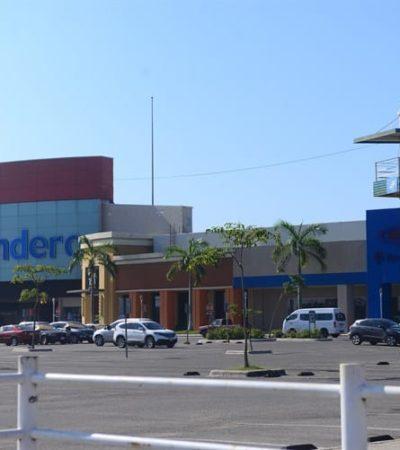 Despojan a cuentahabiente de 700 mil pesos justo antes de poder entrar al banco en Plaza Sendero de Villahermosa