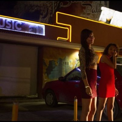 Denuncian prostitución sin control en Tapachula al amparo de las autoridades