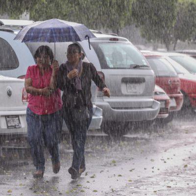 Presencia de onda tropical sobre la Península de Yucatán ocasionará lluvias sobre Quintana Roo