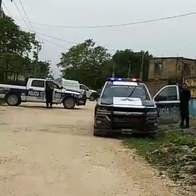 EJECUTAN A DOS EN TRES REYES: Matan a balazos a dos personas en colonia periférica de Cancún