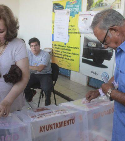 Comienza veda electoral con casi 30% de electores aún indecisos