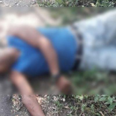 VIOLENCIA EN TABASCO: Matan a humilde vendedor de tamarindo de un disparo en el abdomen