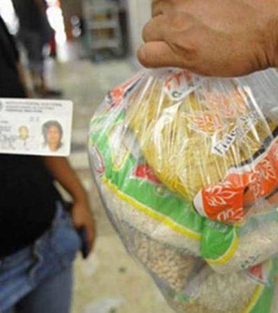Denuncia MC desvío de fondos en Yucatán; votantes del PRI con cargo al erario, acusan