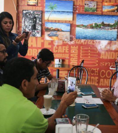 Tras allanamiento a casa de candidato, denuncian abuso de autoridad y hacen un llamado a la cordura política en Solidaridad