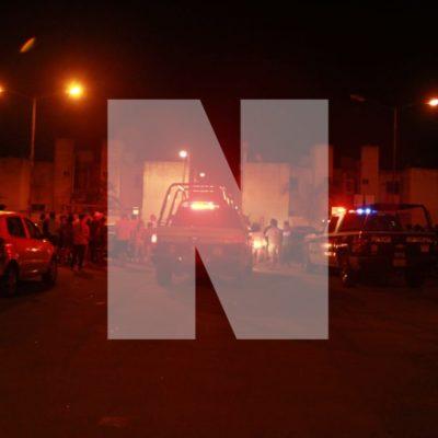 EJECUTAN A DOS 'SUREÑOS' EN VILLAS OTOCH PARAÍSO: Balazos en la Región 259 de Cancún
