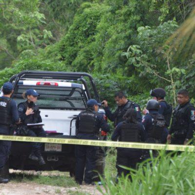 Ejecutan a un joven en zona irregular de Cancún