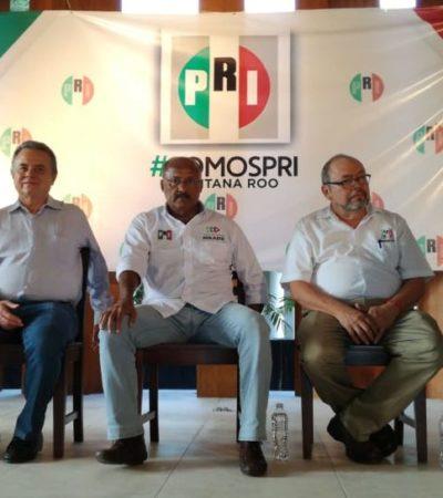 René Juárez Cisneros, presidente del CEN del PRI, pide justicia y condena la muerte de Miguel Ángel Loo Calvo