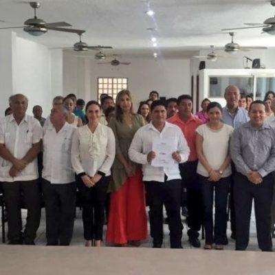 Movimiento Auténtico Social (MAS), recibe acreditación del Ieqroo, como partido político estatal