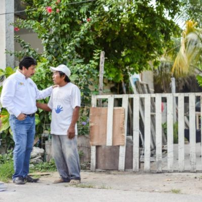 """""""Habitantes de Tulum no merecen vivir en situación de pobreza y con un gobierno corrupto"""", dice Víctor Mas en Zona Maya"""