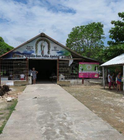 """""""ESTÁN EN DESACATO"""": Activista Tulio Arroyo denuncia que el Ayuntamiento de BJ se resiste a desalojar una capilla de los Legionarios construida en un predio público en la Región 200"""