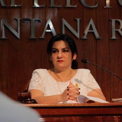 Desecha Teqroo queja del PRI que buscaba sancionar a Cristina Torres por acusación de actos anticipados de campaña