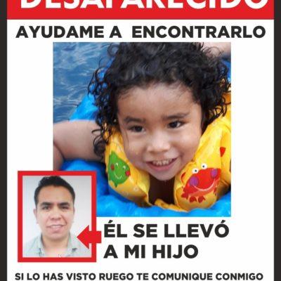 Madre venezolana busca a su hijo en Cancún; culpa a su ex esposo de llevárselo
