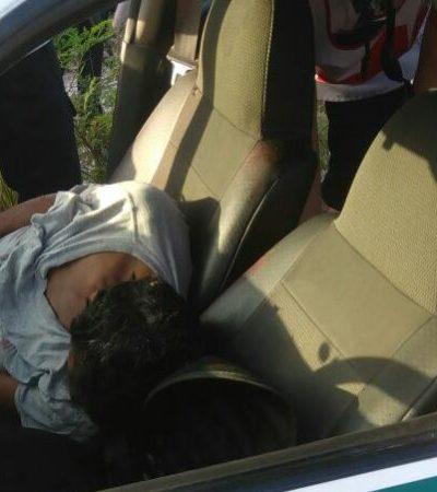 ATAQUE A BALAZOS POR EL RUMBO DE RANCHO VIEJO: Saldo preliminar un muerto y dos heridos en la colonia San Alfredo en la Región 237 de Cancún